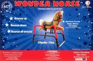 ACT Wonder Horse Clippety Clop Box
