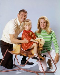 Bewitched TV Program with Wonder Horse