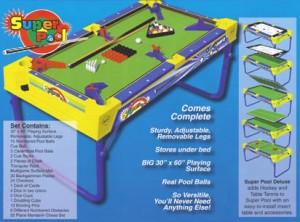 Super Pool - American Classic Games