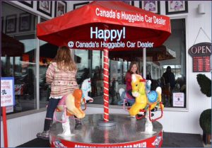 Custom Carousel Canadian Car Dealer