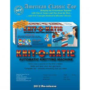 Knit-O-Matic Machine - American Classic Toy