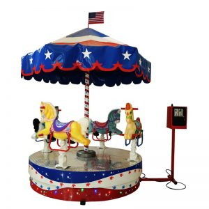 American Classic Carousel Industrial - American Classic Toy