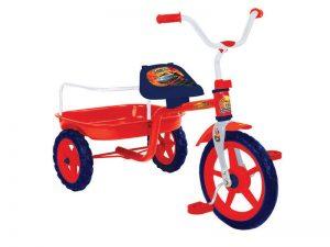Triciclo Carga y Volteo Rojo