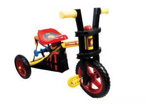 Triciclo Grúa