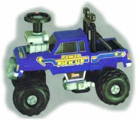 Power Pickup Diesel Truck