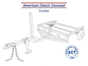 Carousel Trailer Sketch