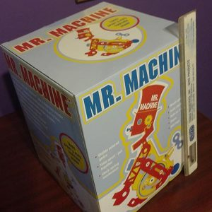 Mr. Machine Space Saver Package